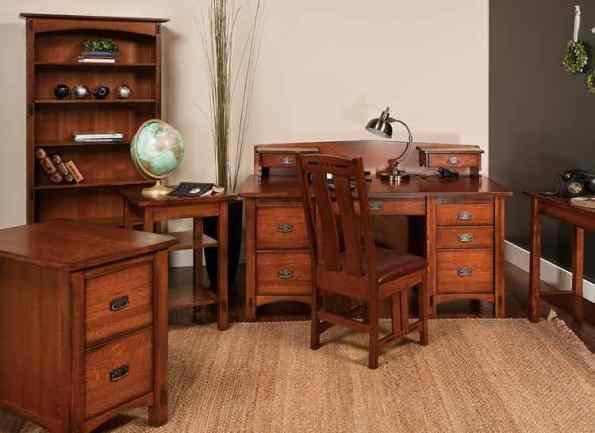 Cv Amish Office Sl Springhilldeskartdet Office Desks Bookcases File Cabinets And More Illinois Amish Crafted Furniture Illinois Amish Furniture Arthur Illinois